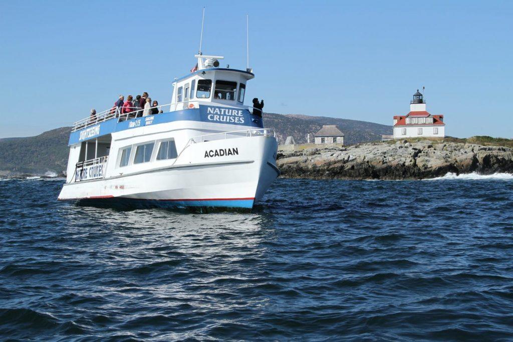 Acadia Boat Cruise